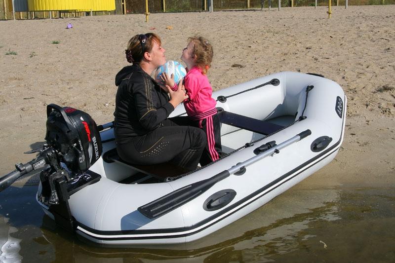 выбор гребной надувной лодки