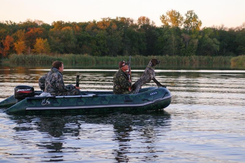 лучшие лодки для охоты