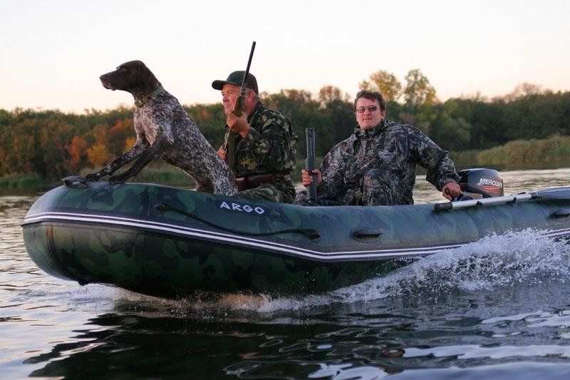 охота и рыбалка про лодки