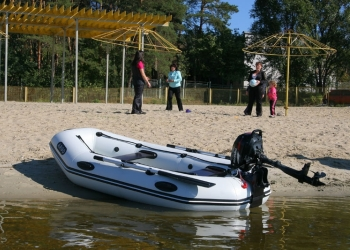 Надувные лодки под мотор