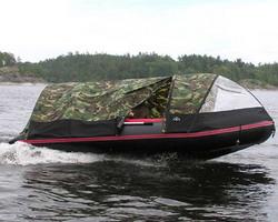 пропускает резиновая лодка чем обработать