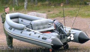 установка транцевых колес на лодки адмирал